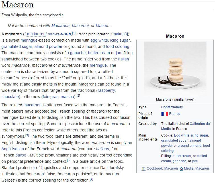"""image of """"https://en.wikipedia.org/wiki/Macaron"""""""