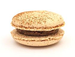 snickerdoodle macaron