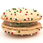sugar cookie dough macaron